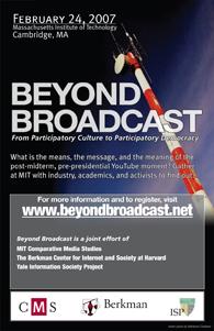 Beyond Broadcast