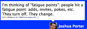 fatigue points