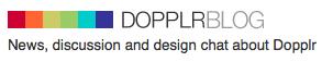 Dopplr Blog