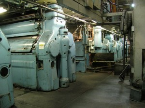 Presses, Fort Wayne Indiana <br />(Photo by Jon B. Swerens, cc-by-nc-sa license, click through for details)