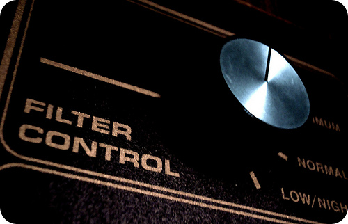 Filter Control (Photo by JavierPsilocybin, cc-by license)