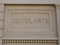 Useful Arts (Photo by dipfan, cc-by license)