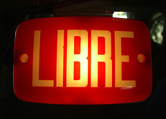 Libre (Photo by TheAlieness GiselaGiardino²³, cc-by-sa license)