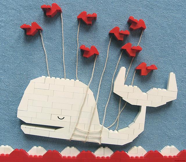 The Fail Whale in Legos - Photo by Bjarne Panduro Tveskov - http://www.flickr.com/photos/tveskov/3387394098/